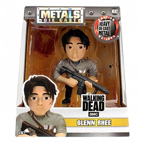 Metalfigs 97937 The Walking Dead - Figura de Glenn Rhee (25,4 cm)