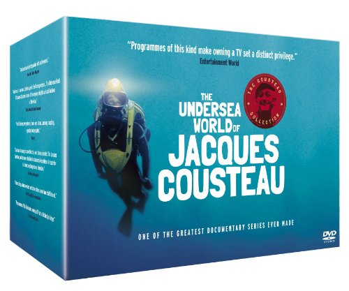 The Undersea World of Jacques Cousteau (19 DVDs)