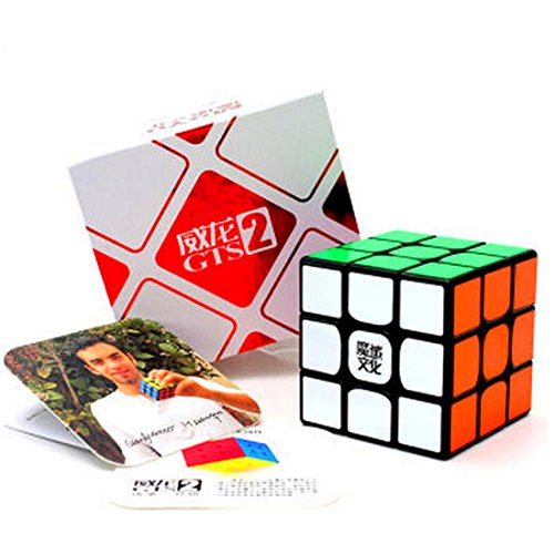 CuberSpeed MoYu WeiLong GTS2 Magic cube