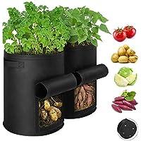 2-Pack Falliny Potato Grow Bags