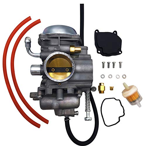 Carburetor Carb Replacement for Suzuki Quadrunner 250 LT-4WD LTF250F LT-F4WD LTF250 1990-1999 Suzuki Quadmaster 500 LTA500F 2000-2001