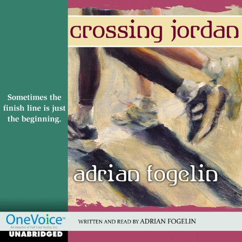 Crossing Jordan audiobook cover art
