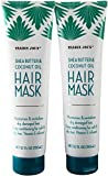 Shea Butter and Coconut Oil Hair Mask (2 Pack)
