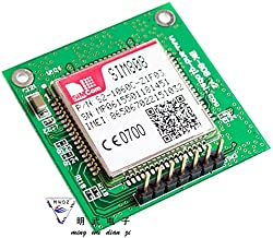 SIM808 adapter GPS GSM GPRS Bluetooth module, instead of SIM908