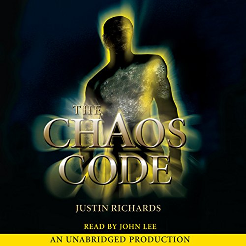 The Chaos Code audiobook cover art