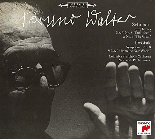 シューベルト&ドヴォルザーク:交響曲集(完全生産限定盤)(HYBRID SACD) - ブルーノ・ワルター