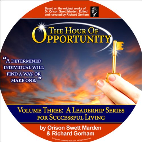 Hour of Opportunity cover art