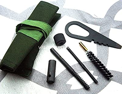 NEW Mosin Nagant Cleaning Tools with Carry Pouch 7.62x54 from WM