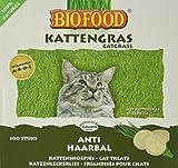 Biofood Friandise Anti Boules Poils pour Chat 100 Pièces