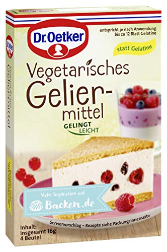 Dr. Oetker Vegetarisches Geliermittel