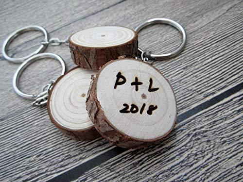 Personalized Wood Keychain,Customized Keychain,Engraved Keychain,Key Chains For Women,Key Chains For Men,Custom Key Ring,Custom Key Fob,2