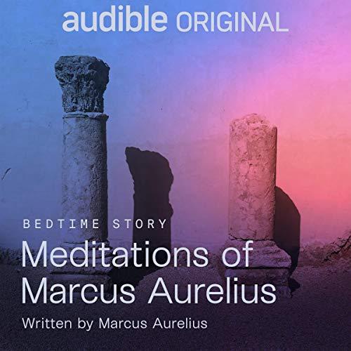 Meditations of Marcus Aurelius audiobook cover art