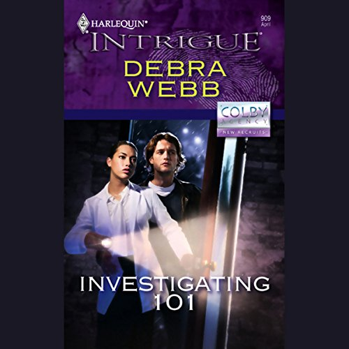 Investigating 101 audiobook cover art
