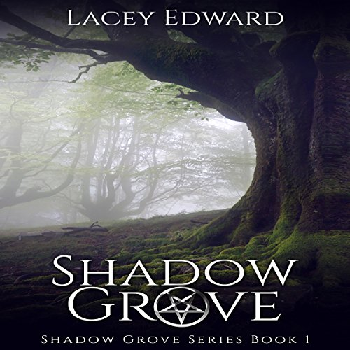 Shadow Grove audiobook cover art