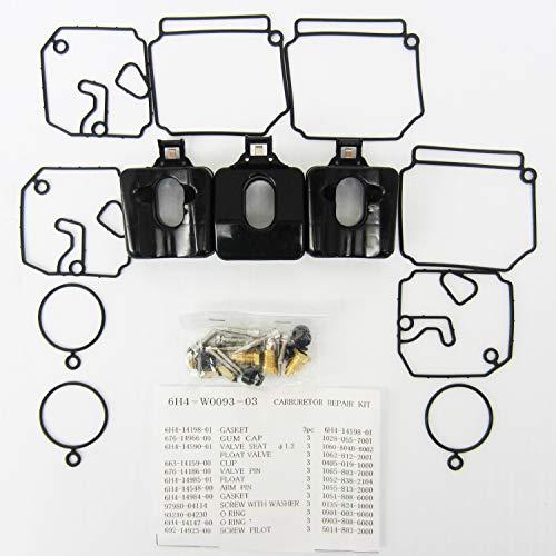 Yamaha OEM 40–502-Takt Außenborder Vergaser Reparaturset 6h4-w0093–03–00
