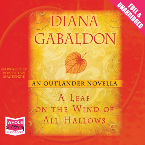 A Leaf on the Wind of All Hallows audiobook cover art