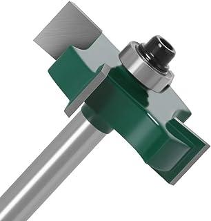 il taglierina del router inferiore di pulizia bit del router del fond Zyilei-Shank Diametro di taglio del gambo da 8 mm per la superficie del router del router del router del router della superficie