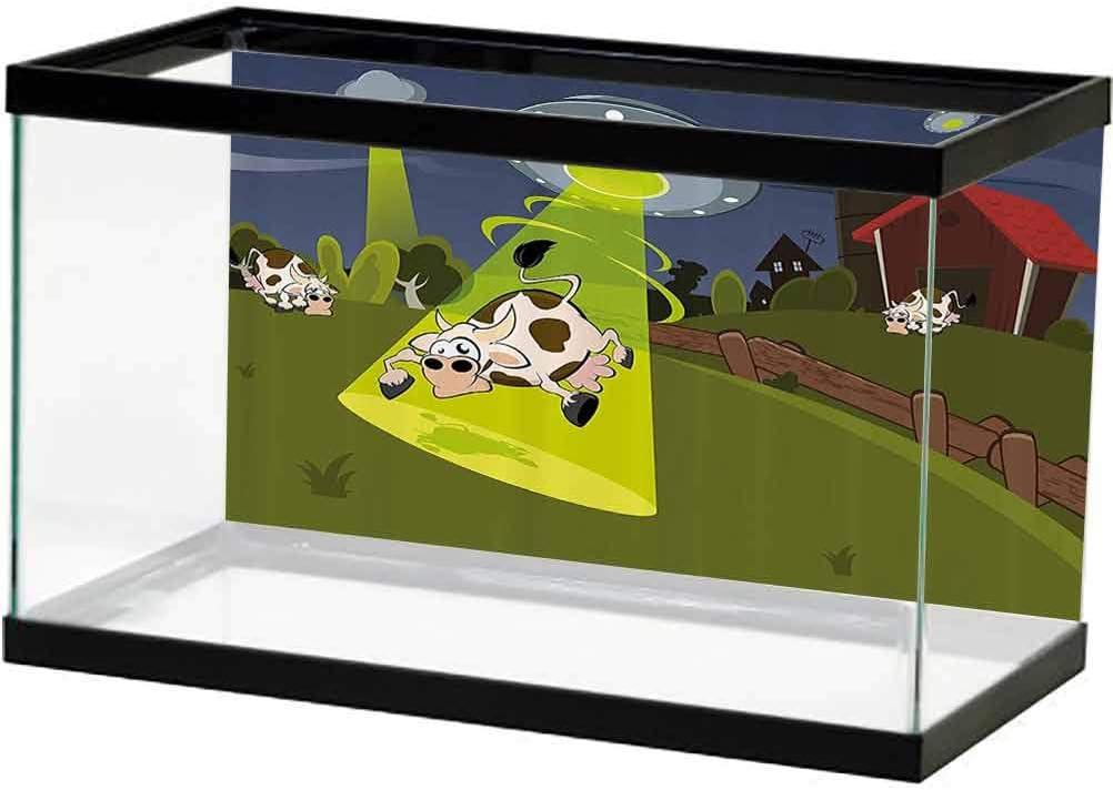 Cartoon Fish Tank Backdrop Poster Grass Tampa Mail order Mall Warehouse Co Farm Fences
