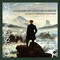 Romantic German Folk Song by BRAHMS / SILCHER / REGER / SCHUBE (2008-06-02)