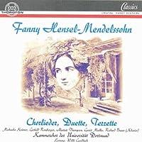 Mendelssohn: Chorlieder, Duette, Terzette