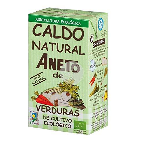 CALDO VERDURAS ECOLOGICO 1L ANETO