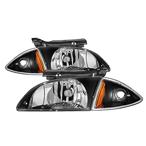 01 cavalier headlight assembly - 3