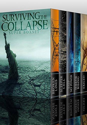 Surviving The Collapse Super Boxset: EMP Post Apocalyptic Fiction by [J.S Donovan]