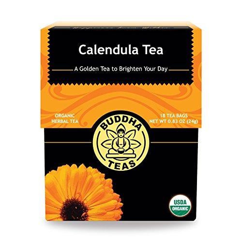 Calendula Daisy Tea