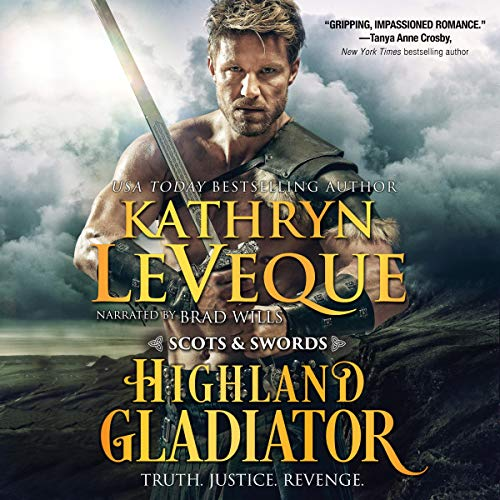 Highland Gladiator Audiobook By Kathryn Le Veque cover art
