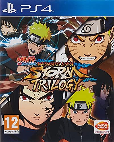 Naruto Ultimate Ninja Storm Trilogy - PlayStation 4 [Importación inglesa]