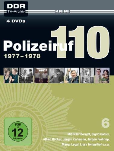 Box 6: 1976-1977 (DDR TV-Archiv) (4 DVDs)