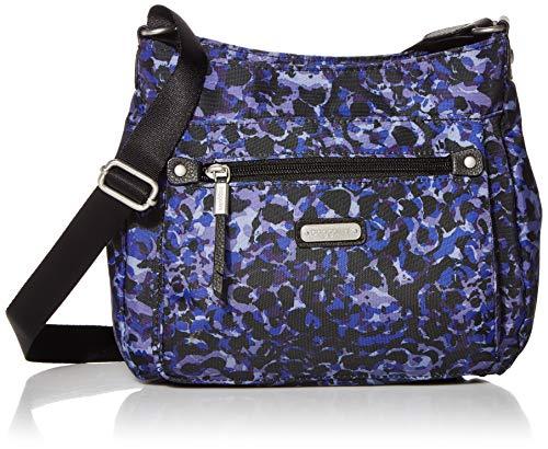 Baggallini Handbag, Abstract Bloom