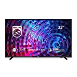 TV LED Full HD 80 cm Philips 32PFS5803 - Tlviseur LCD 32 pouces - TV Connecte : Smart TV - Netflix - Tuner TNT/Cble/Satellite