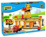 Unico Plus- Obras Públicas Juego de construcción (Androni 8527)