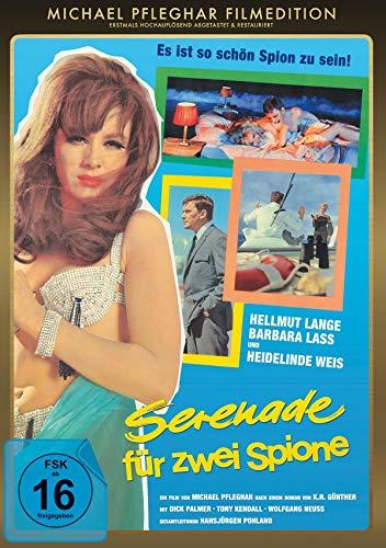 Serenade für zwei Spione - ungekürzte Kinofassung (Special Edition im Schuber mit Booklet)