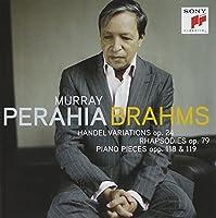 Brahms: Handel Variations by MURRAY PERAHIA (2010-11-23)