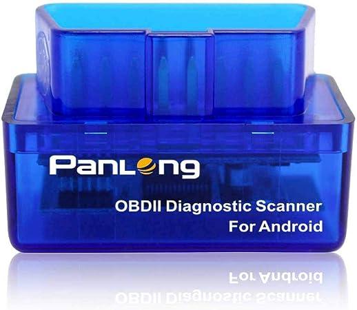Panlong Bluetooth OBD2 OBDII