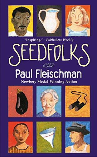Ebook Seedfolks By Paul Fleischman
