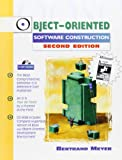 Object-Oriented Software Construction (Book/CD-ROM) (Prentice-Hall Resource)