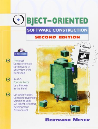 Object-Oriented Software Construction 2Ed (Prentice Hall (engl. Titel))