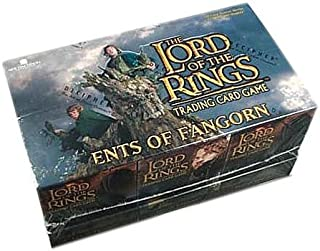 Lord of the Rings Trading Card Game: Ents of Fangorn Starter Deck Box