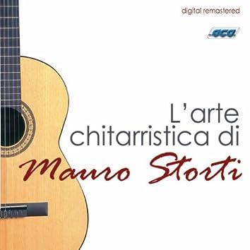 L'arte chitarristica di Mauro Storti
