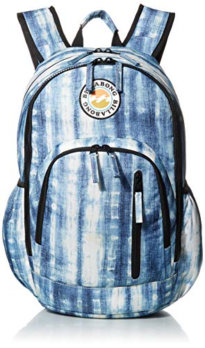 Billabong Girls' Roadie Jr Backpacks, Deja Blue, One Size