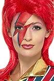 Smiffy'S 45179 Kit De Maquillaje Superestrella Espacial Con Pinturas Para La Cara, Multicolor