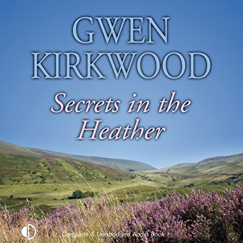 Secrets in the Heather audiobook cover art