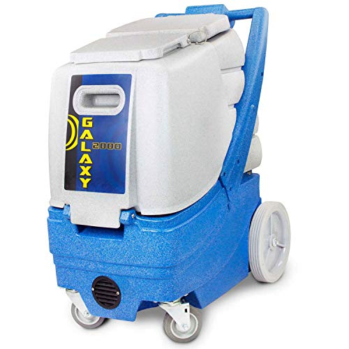 Why Choose EDIC 2000CX-HR Galaxy 12 Gal. Box Carpet Extractor, Adjust. 500 PSI Pump, 190 Waterlift,...
