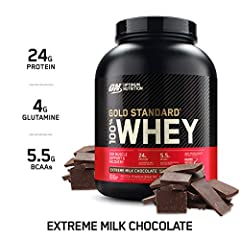 Packaging may vary - New look, with the same trusted quality Gold standard 100% whey blend – 24 gram blended protein consisting of whey protein isolate, whey protein concentrate, and whey peptides to support lean muscle mass – they don't call it the ...