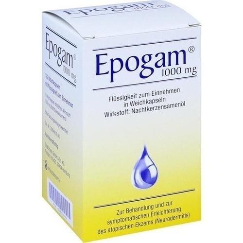 EPOGAM 1000 120St Kapseln PZN:4868818