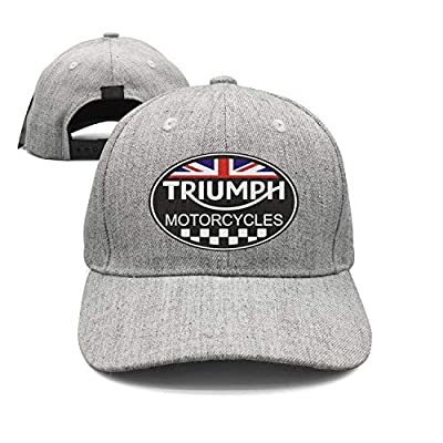 Unisex Men Motorcycles Logo Adjustable Baseball Dad Trucker Cap Hat