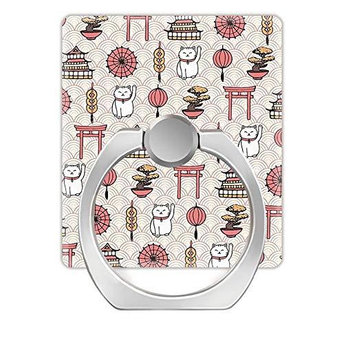 Z861 Soporte Giratorio de 360 Grados para teléfono móvil para Cualquier Smartphone-Linterna...
